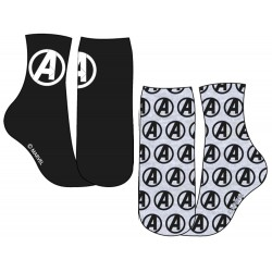 Mens Avengers Socks - Pack...