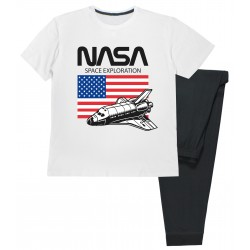 NASA Pyjamas - White