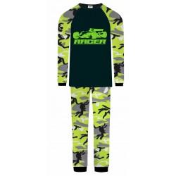 Racing Car Pyjamas - Green...