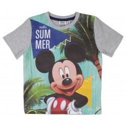 Mickey Mouse T Shirt - Grey
