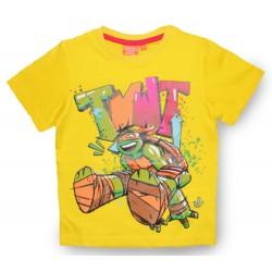 Turtles T Shirt - Yellow