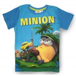 Minions T Shirt - Sub Blue
