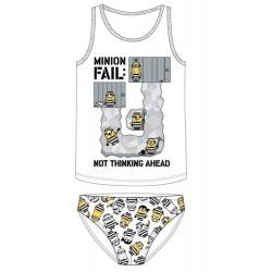 Minions Pants & Vest Set -...