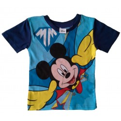 Mickey Mouse T Shirt - Blue