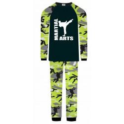 Martial Arts Pyjamas -...