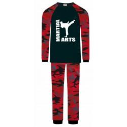Martial Arts Pyjamas - Red...