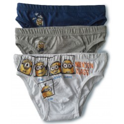 Minions Pants - Grey - Pack...