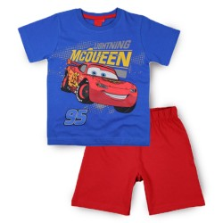 Cars Short Pyjamas - Blue