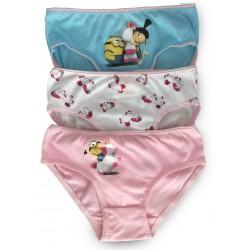 Minions Pants - Girls -...