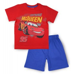 Cars Short Pyjamas - Red