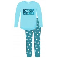 Paris Fashion Pyjamas - Blue