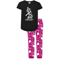 Girls Cricket Pyjamas