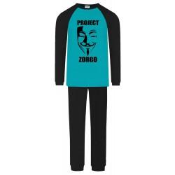Zorgo Pyjamas - Aqua