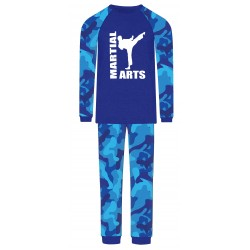 Martial Arts Pyjamas -...