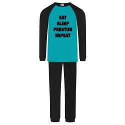 Eat Sleep Preston Repeat...