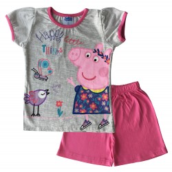 Peppa Pig Short Pyjamas - Pink