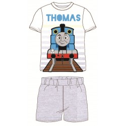 Thomas Short Pyjamas - Grey