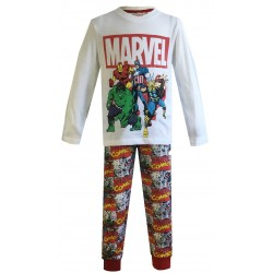 Marvel Comics Pyjamas - White