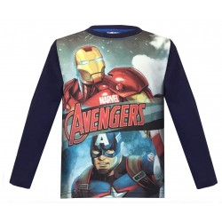 Avengers Long Sleeved T...