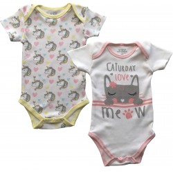 Babygrows - Unicorn/Cat