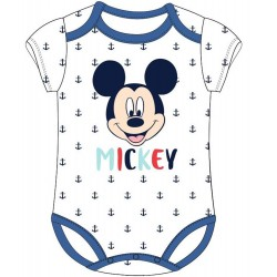 Mickey Mouse Babygrow - White