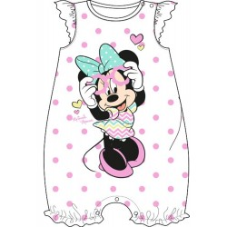 Minnie Mouse Romper - Pink...