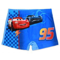 Cars Swimming Boxers - Blue