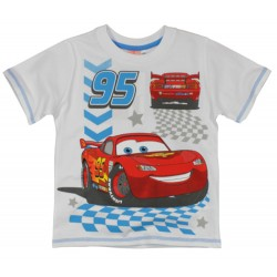 Cars T Shirt - White