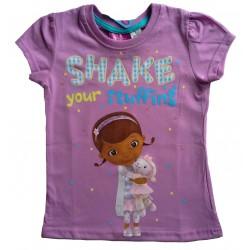 Doc McStuffins T Shirt - Lilac