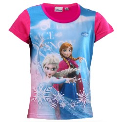 Frozen T Shirt - Ice Pink