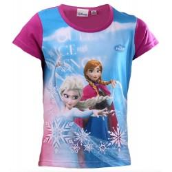 Frozen T Shirt - Ice Purple