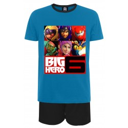 Big Hero Pyjamas - Blue