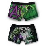 Avengers Hulk Boxers - 2 Pack
