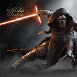 Star Wars Cushion - Kylo Ren