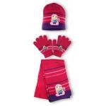 Minions Hat & Gloves - Girls