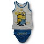 Minions Pants and Vest Set