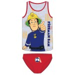 Fireman Sam Vest and Pants