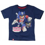 Angry Birds Transformers T Shirt