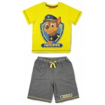 Paw Patrol T Shirt & Shorts Set