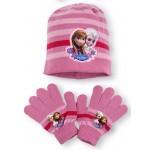 Frozen Hat & Gloves
