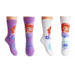 Sofia the First Socks