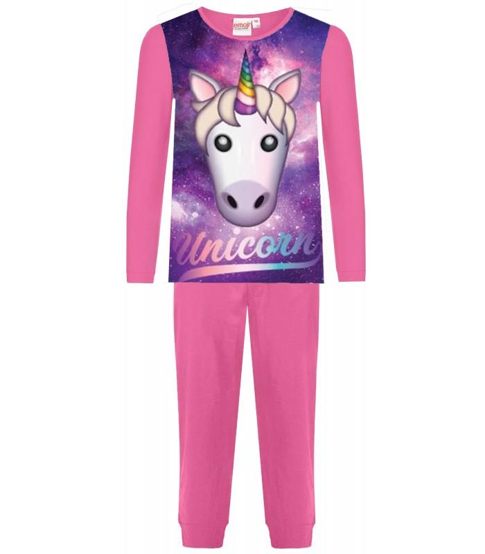 Emoji Unicorn Pyjamas